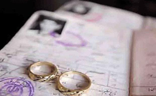 رشد طلاق کشور برای نخستین بار در سال های اخیر متوقف شد.