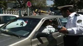 تخفیف پلیس برای جرایم رانندگی شهروندان
